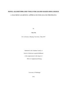 computer aided drug design phd thesis