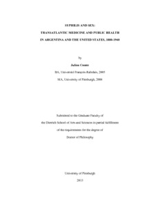 Public health dissertation