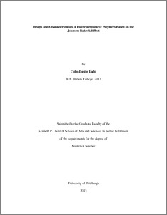 Thesis about synthetic materials