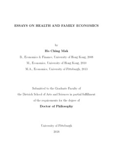 essays on health and family economics  dscholarshippitt preview